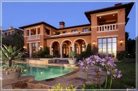 lovely mediterranean house design