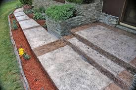 stamped concrete overlay. Stamped Concrete Overlay U