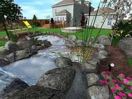 Virtual Backyard Design Enchanting Realtime Landscaping Download