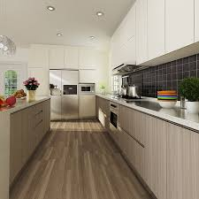 Modern Wood Kitchen Cabinets 2