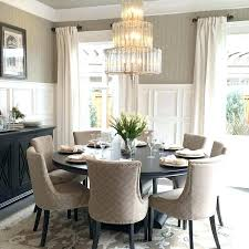 what size round table seats 8 round dining room tables for 8 interior square dining table what size round table seats