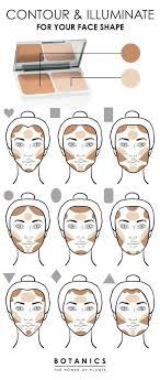 contour 101 how to contour a face like