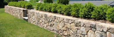 natural stone retaining walls stone retaining wall a54