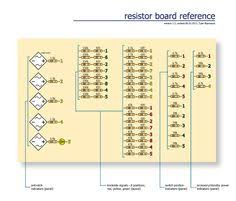 sketch of wiring diagram for trackside signals electrical final resistor board layout schematic