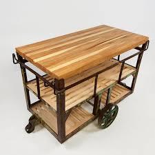 Kitchen Island Cart Industrial