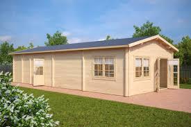 Ein Klassenzimmer Im Holzhaus 60m2 70mm 12 X 5 M Hansagarten24