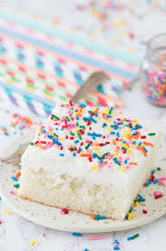 our family loves this doctored up white cake mix recipe the cake turns out so