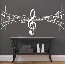 Music Symbol Wall Decal