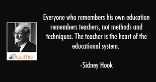 Education Quote Custom Everyone Who Remembers His Own Education Quote