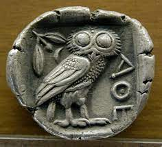 Owl of Athena - Wikipedia