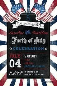 Fourth Of July Invitation Potluck Jwintz