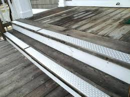 dog ramp for deck treads non slip silver stairs diy