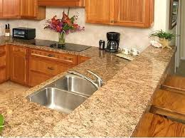 cost of granite countertops per square foot average installed f