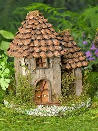 Plans Best Fairy Gardens Images On Craft Fairies In Garden Houses Remodel 3 Tale Cottage