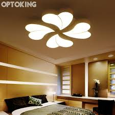 living room lighting ceiling. optoking diy acrylic led ceiling light modern living room lamps bedroom indoor lighting hotel restaurant m