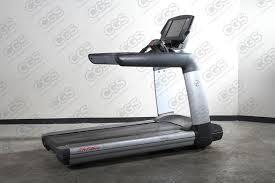 life fitness elevation series 95t ene treadmill