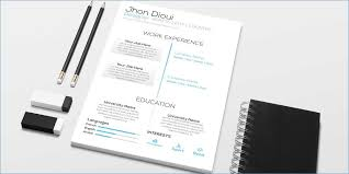 Barack Obama Resume Simple Barack Obama Resume Best Of Infographic Resume Template Psd