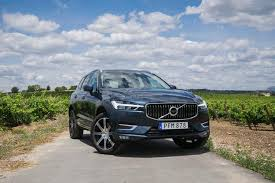 2018 volvo denim blue. wonderful volvo 2018 volvo xc60 front right quarter_lead intended volvo denim blue v