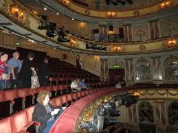 Novello Theatre Seating Chart Novello Theatre Balcony Row A Image Balcony And Attic