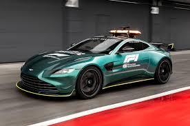 Aston Martin Vantage F1 Safety Car Revealed Sydney News Today