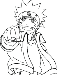 Naruto Coloring Pages Coloring Pages Free Naruto Coloring Pages