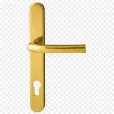 door handle sliding glass door lock brass