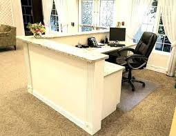 office reception desk ideas custom reception desks office receptionist desk  best reception area ideas on custom
