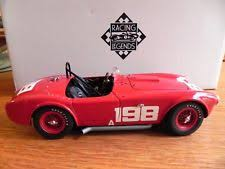 ac cobra. exoto 1/18 diecast model ac cobra 260 1963 first victory at riverside ac