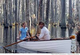 the notebook tells a sweet innocent story of lasting love  rachel mcadams as allie and ryan gosling left as noah in the notebook