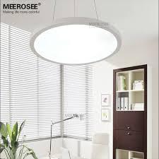 round led pendant light fitting led pendant lamp modern white suspension led lighting
