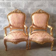 antique living room chair styles. antique louis xvi 5 piece living room chair fauteuil settee sofa couch gold leaf reupholster light styles