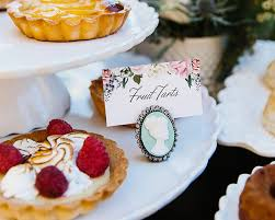 7 Elegant Inspirations For A Tea Party Bridal Shower My