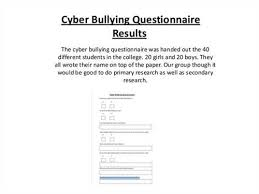 cyber bullying essay mcafee study reveals in singaporean how to compose a research paper topic on cyber bullying