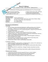 Extraordinary Housekeeping Resume Hospital Also Hospital