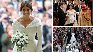 Meghan markle had to do a lot of adjusting very quickly when she joined the royal family. Princess Eugenie Wedding Attend Prince Harry Meghan Markle William And Kate Middleton Youtube