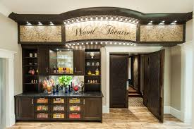home theater concession stand. 2014 parade of homes traditional-home-theater home theater concession stand o