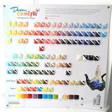 Duncan Concepts Underglaze Color Chart All Inclusive Duncan Underglazes Color Chart 2019