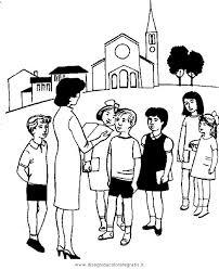 Disegno Catechismo3 Categoria Religione Da Colorare
