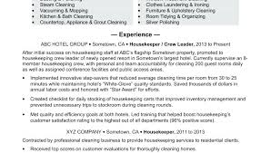 Housekeeping Aide Resume Sample Cv Template – Usgenerators.info