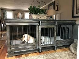 dog crates as furniture.  Crates Dog Crates Furniture End Table To Dog Crates As Furniture