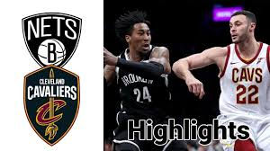 Nets vs Cavaliers HIGHLIGHTS Full Game ...
