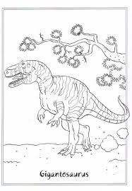 Coloring Page Dinosaurs 2 Gigantosaurus