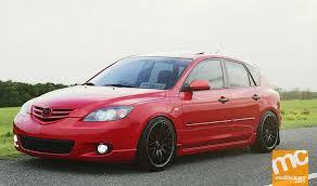 mazda 3 hatchback modified. modified mazda 3 2004 hatchback e