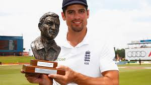 england style steps: alastair cook captained england to a series win in south africa