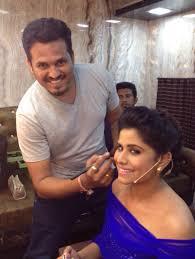 ganesh jadhav makeup artist in pune