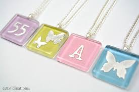 glass tile necklace darice 8