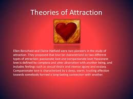 Love Attraction And The One Enchanting Love Or Attraction