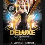 Club Flyer Templates Free Free Club Flyers Templates Wonderful Club Flyer Templates