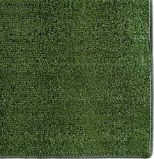 turf rug in green artificial grass light weight pool areas camping outdoor contemporary outdoor rugs by decor love