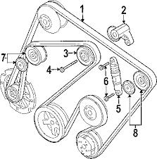 com acirc reg porsche cayenne belts pulleys oem parts 2004 porsche cayenne s v8 4 5 liter gas belts pulleys